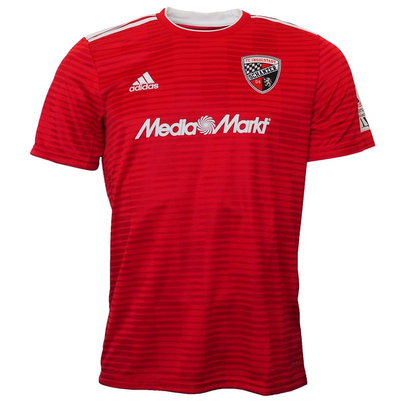 FC Ingolstadt Home 2018/2019 Shirt. Club Football Shirts.