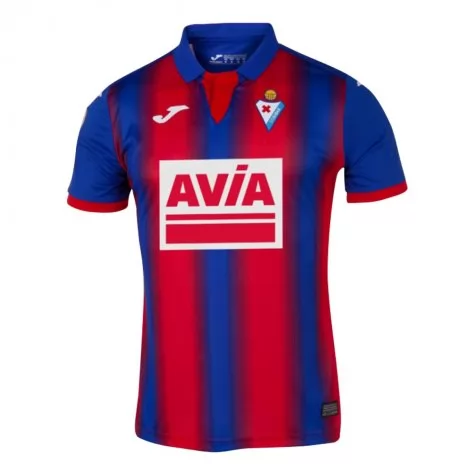 Eibar Home 2019/2020 Shirt. Club Football Shirts.