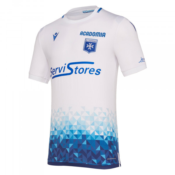 Auxerre Home 2019/2020 Shirt. Club Football Shirts.