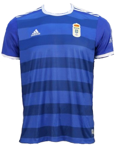 Oviedo Home 2018/2019 Shirt. Club Football Shirts.