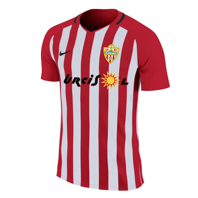 Almería Home 2018/2019 Shirt. Club Football Shirts.