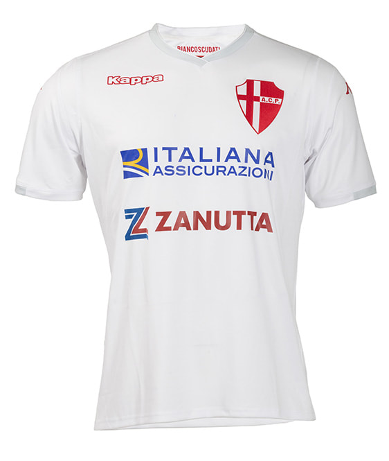 Padova Home 2018/2019 Shirt. Club Football Shirts.