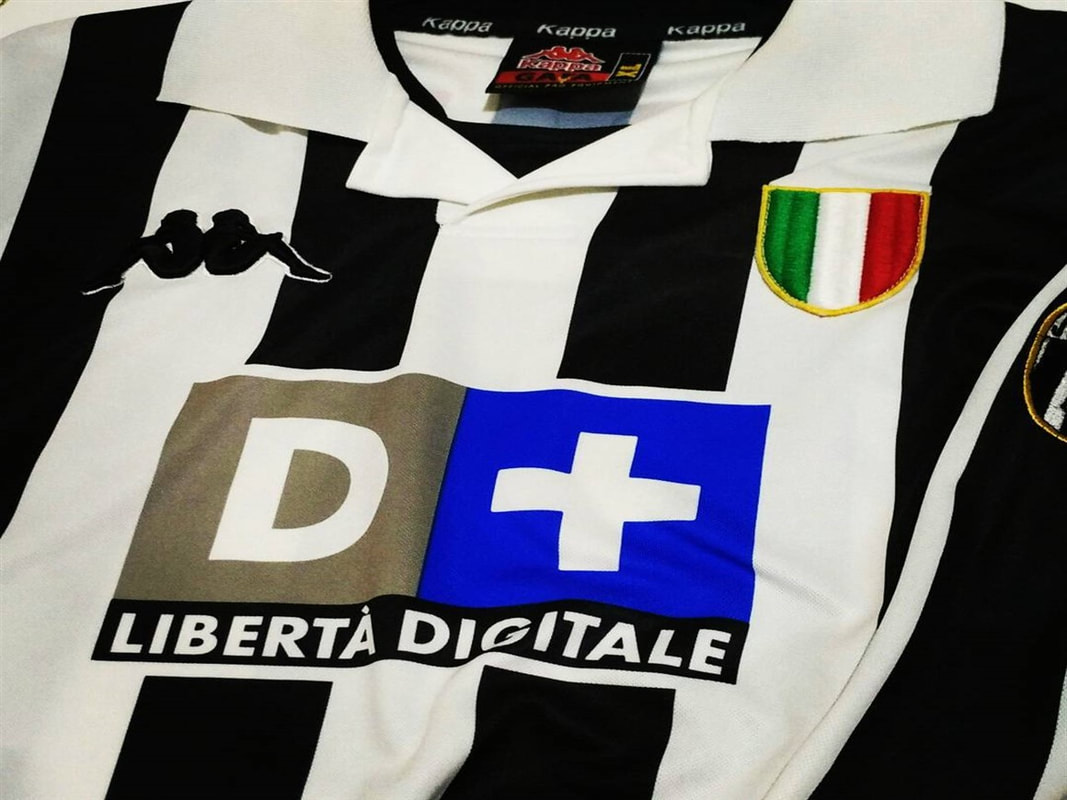 Juventus 1998/1999 Home Shirt