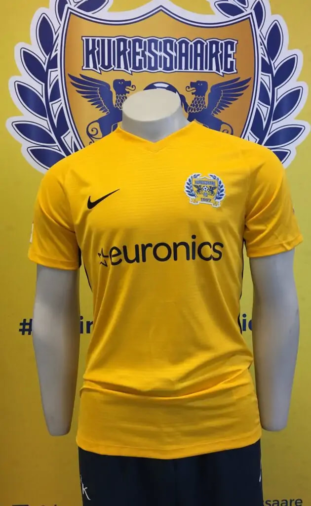 Kuressaare Football Shirt