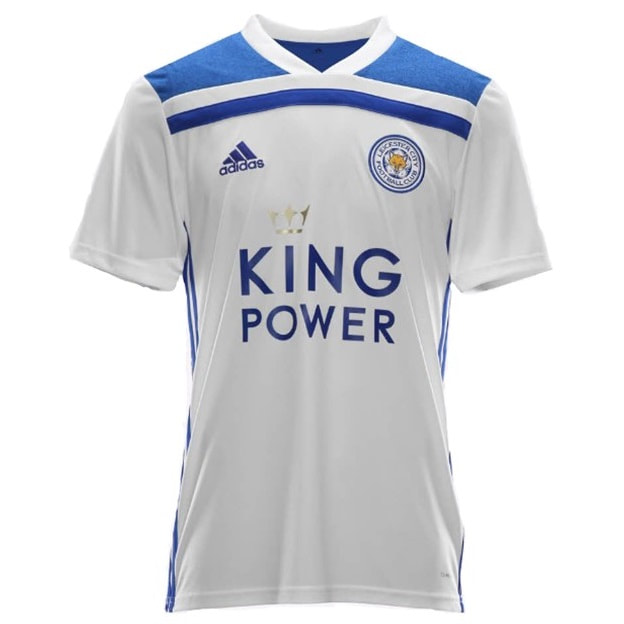 Leicester City Third 2018/2019 Football Shirt Manufactured By Adidas. The Club Plays Football In England.