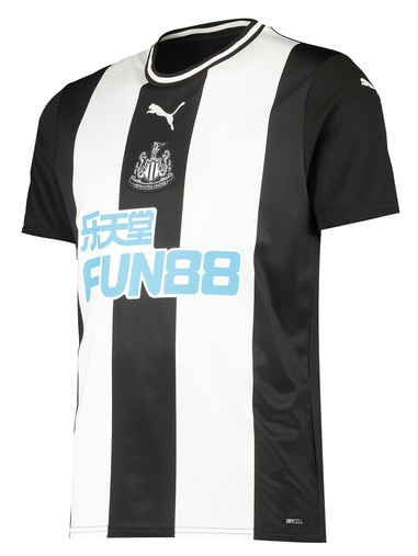 Newcastle United 2019/2020 Home Football Shirt