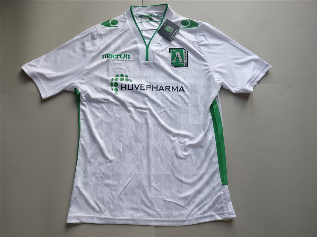 PFC Ludogorets Razgrad Away 2014/2015 Shirt. BNWT. Club Football Shirts.