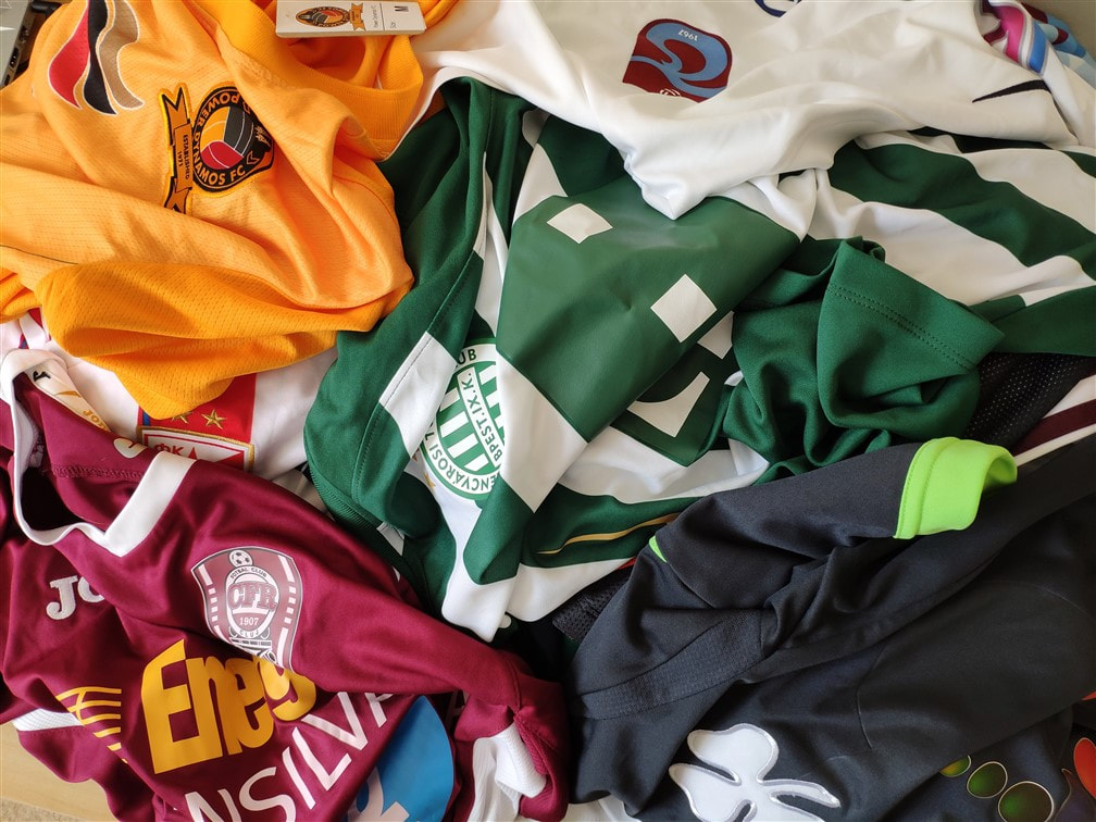 Buy African Football Shirts