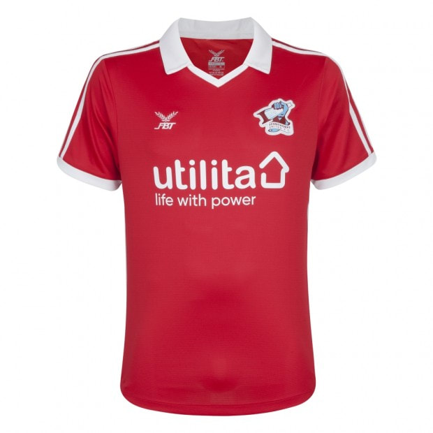 Scunthorpe United Third Football Shirt