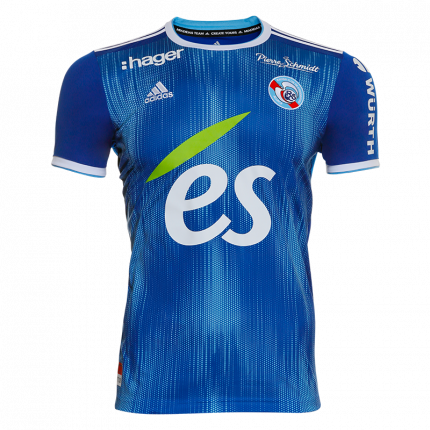 Strasbourg Football Shirt