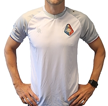 Telstar Home 2019/2020 Football Shirt Manufactured By Robey. The Club Plays Football In The Netherlands.