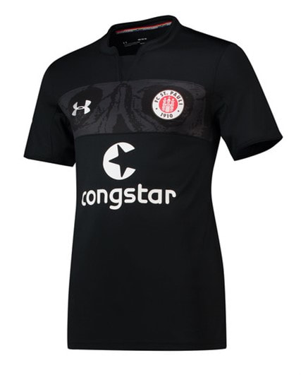 FC St. Pauli Third 2018/2019 Shirt. Club Football Shirts.