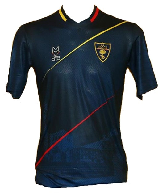 Lecce Third 2018/2019 Shirt. Club Football Shirts.