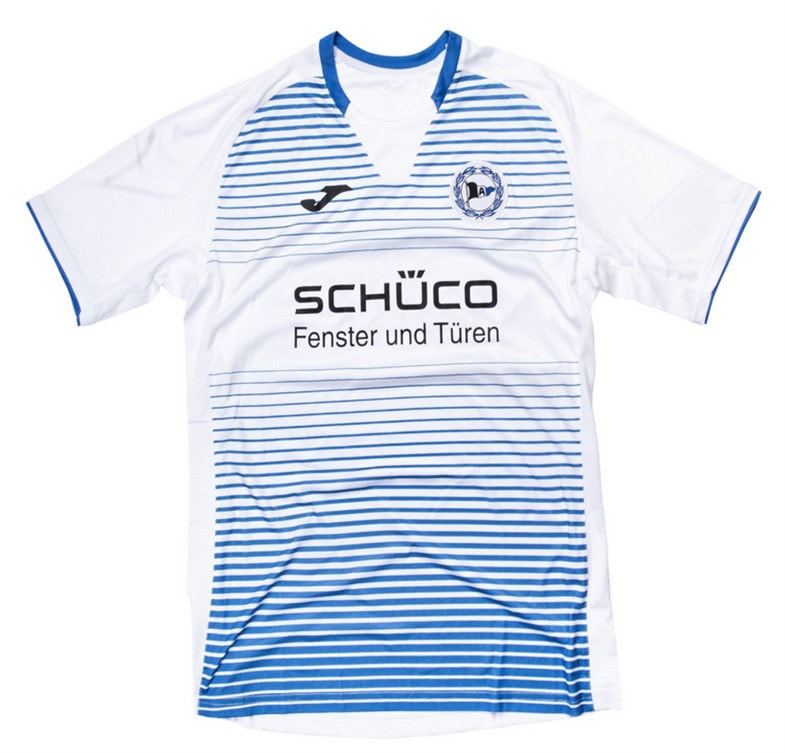 Arminia Bielefeld Third 2018/2019 Shirt. Club Football Shirts.