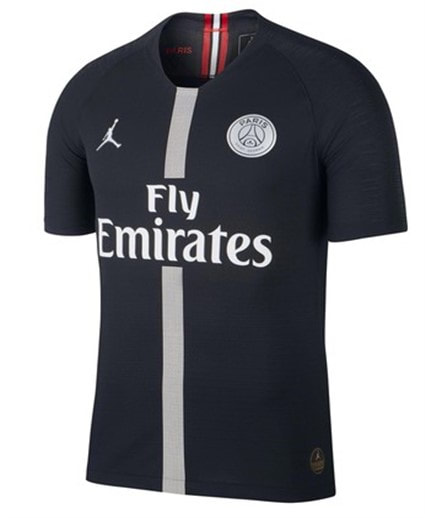 Paris Saint-Germain Third Home 2018/2019 Shirt. Club Football Shirts.