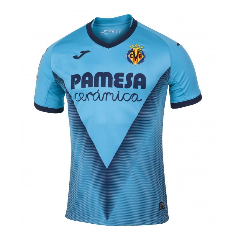 Villarreal Third 2019/2020 Shirt. Club Football Shirts.