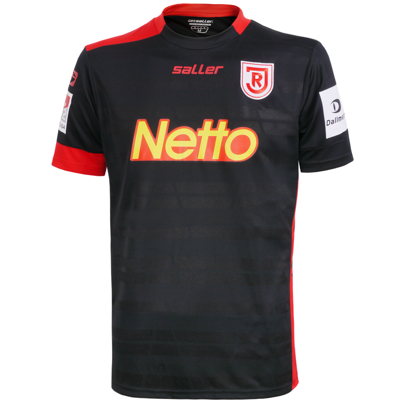 Jahn Regensburg Third 2018/2019 Shirt. Club Football Shirts.