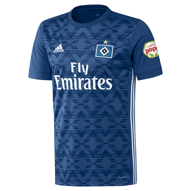 Hamburger SV Third 2018/2019 Shirt. Club Football Shirts.