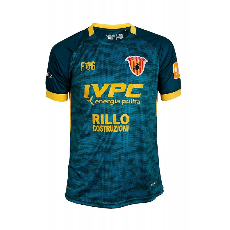 Benevento Third 2018/2019 Shirt. Club Football Shirts.