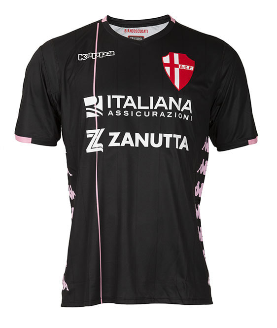 Padova Third 2018/2019 Shirt. Club Football Shirts.