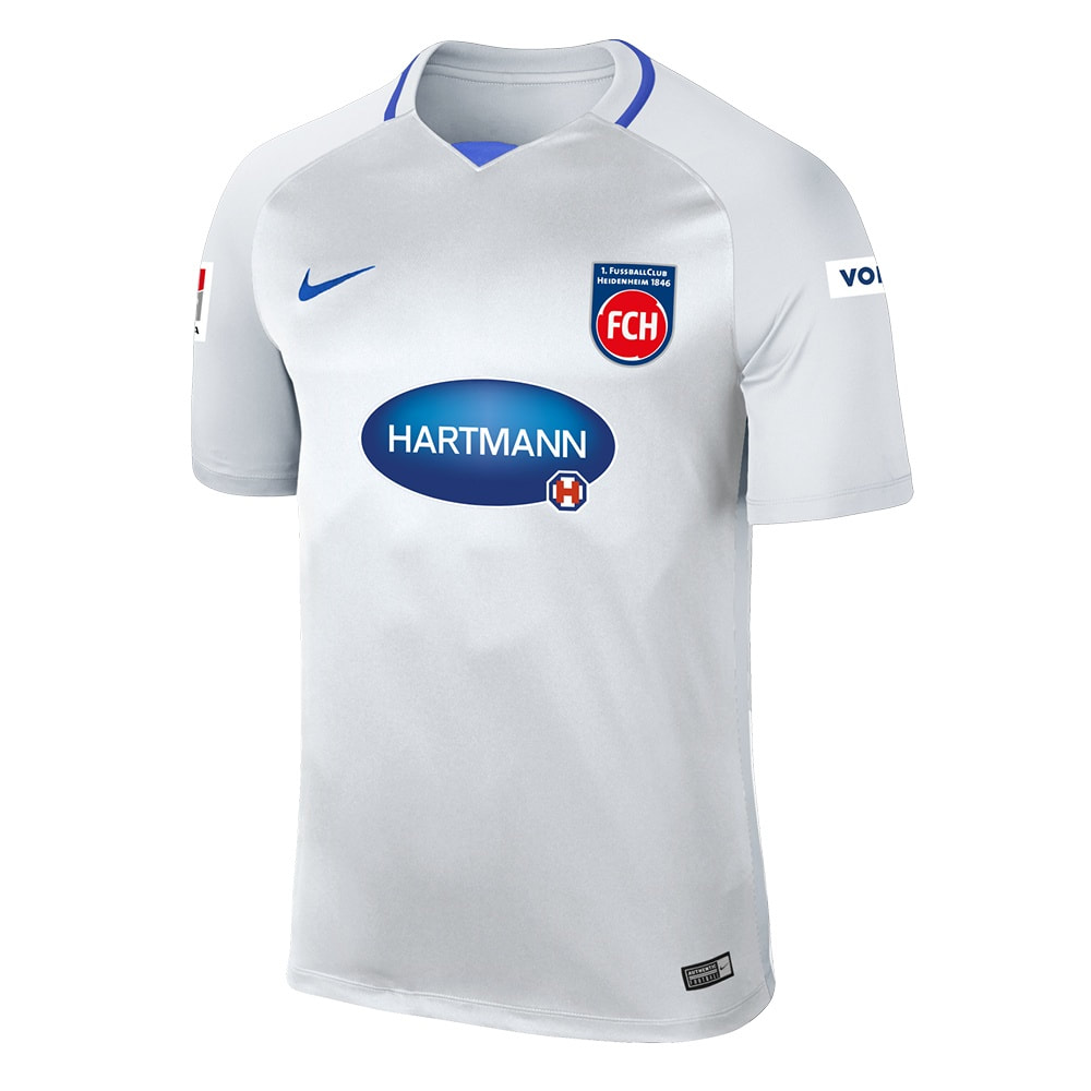 1. FC Heidenheim Third 2018/2019 Shirt. Club Football Shirts.