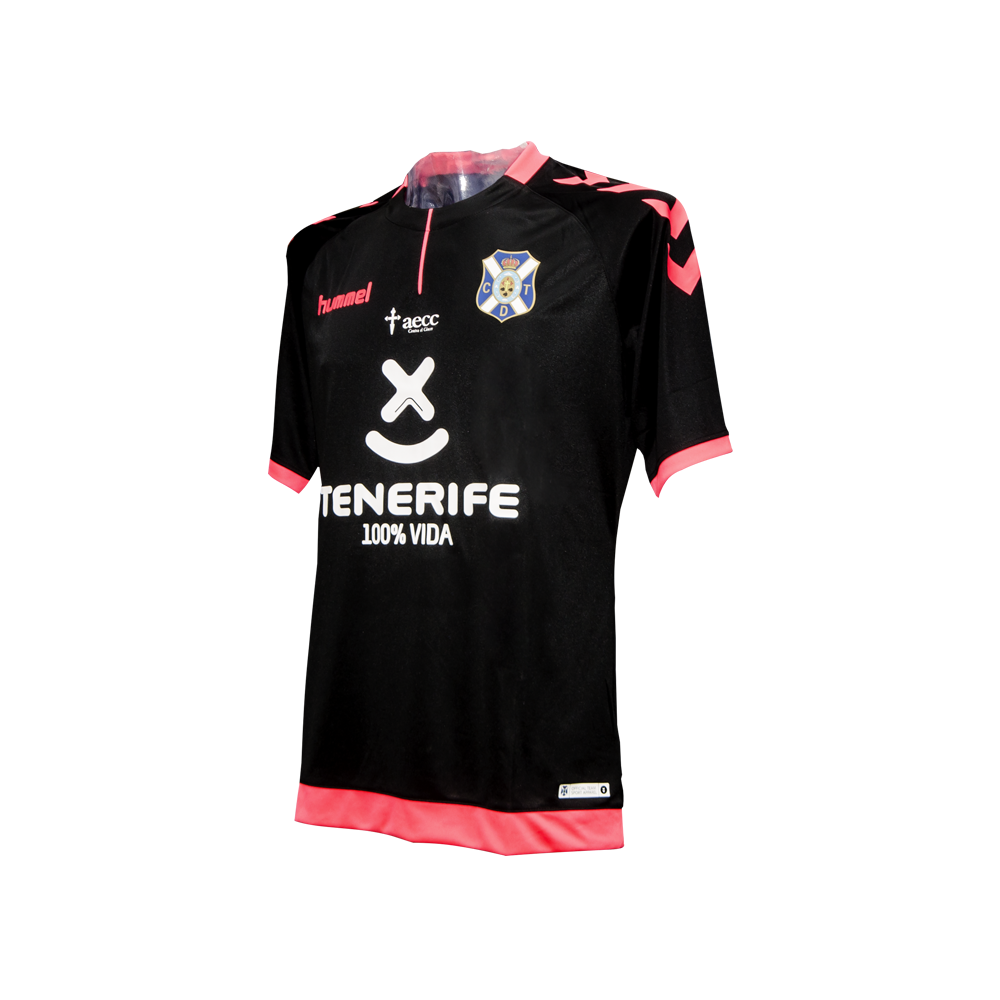 Tenerife Third 2018/2019 Shirt. Club Football Shirts.