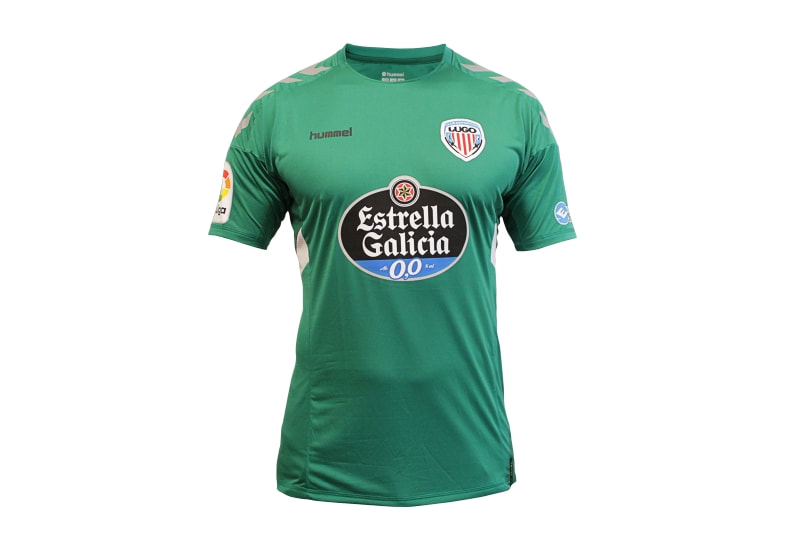 Lugo Third 2018/2019 Shirt. Club Football Shirts.