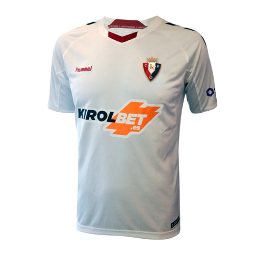 Osasuna Third 2018/2019 Shirt. Club Football Shirts.