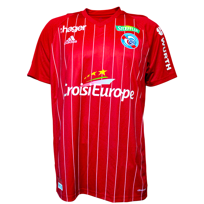 Strasbourg Third 2018/2019 Shirt. Club Football Shirts.