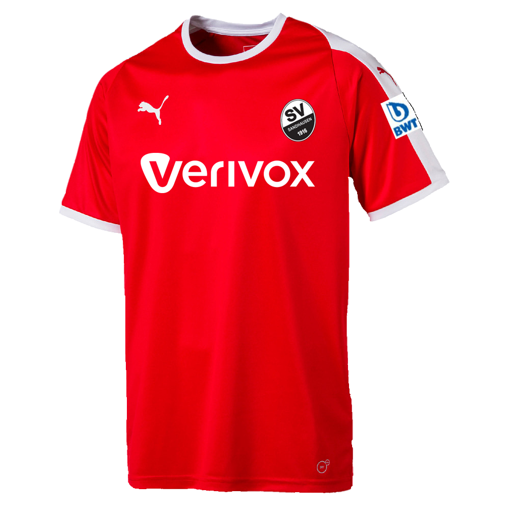SV Sandhausen Third 2018/2019 Shirt. Club Football Shirts.