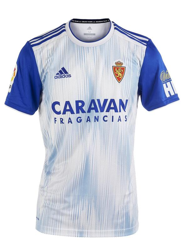 Zaragoza Football Shirt